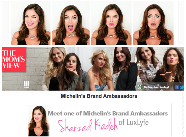 Sharzad Kiadeh Lifestyle Blog