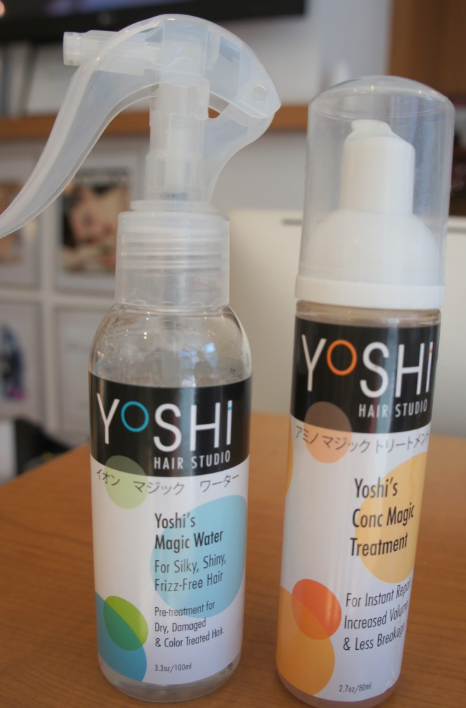 Yoshi Hair Products