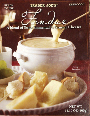 fondue cheese