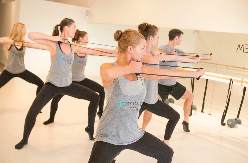 Xtend Barre West Hollywood