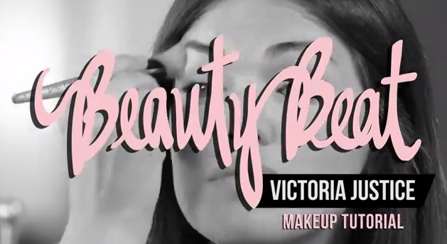 Victoria Justice makeup tutorial