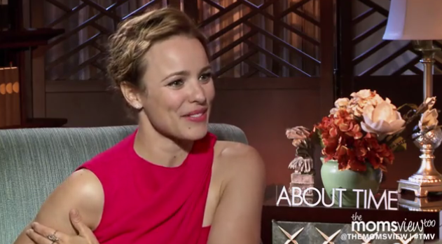 Rachel McAdams About Time