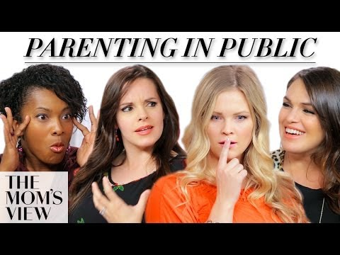Video thumbnail for youtube video Parenting in Public